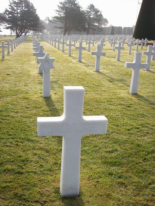 諾曼底美軍公墓和紀念館 的 免費圖庫相片