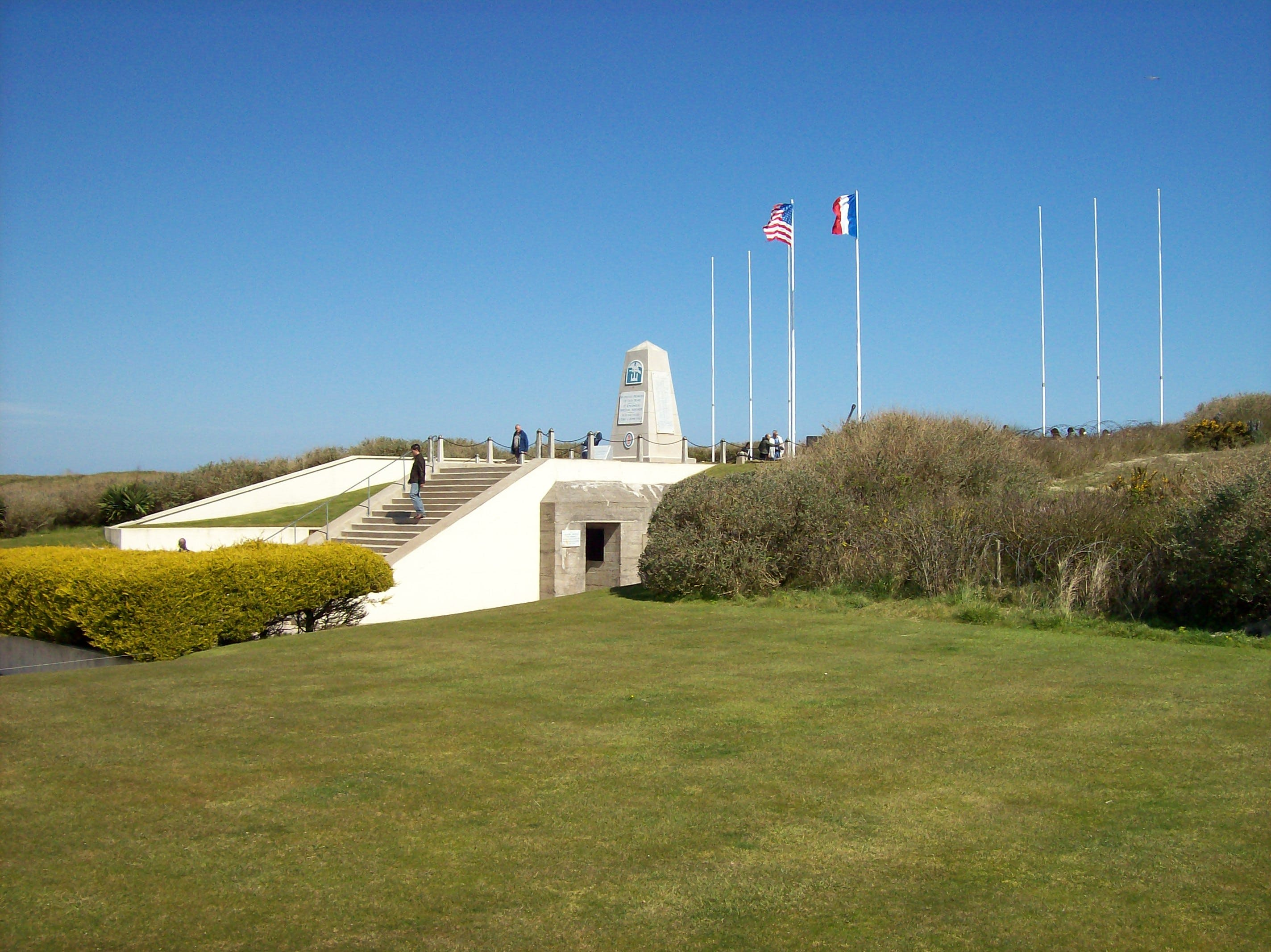 Free stock photo of memorial, normandy