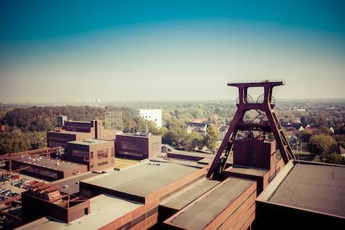 Imagine de stoc gratuită din de producție, domeniu, minerit de cărbune, zollverein cărbunelui industrial complex