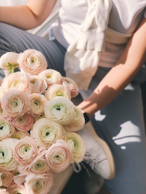 Ảnh lưu trữ miễn phí về bó hoa, chú rể, cô dâu, hoa