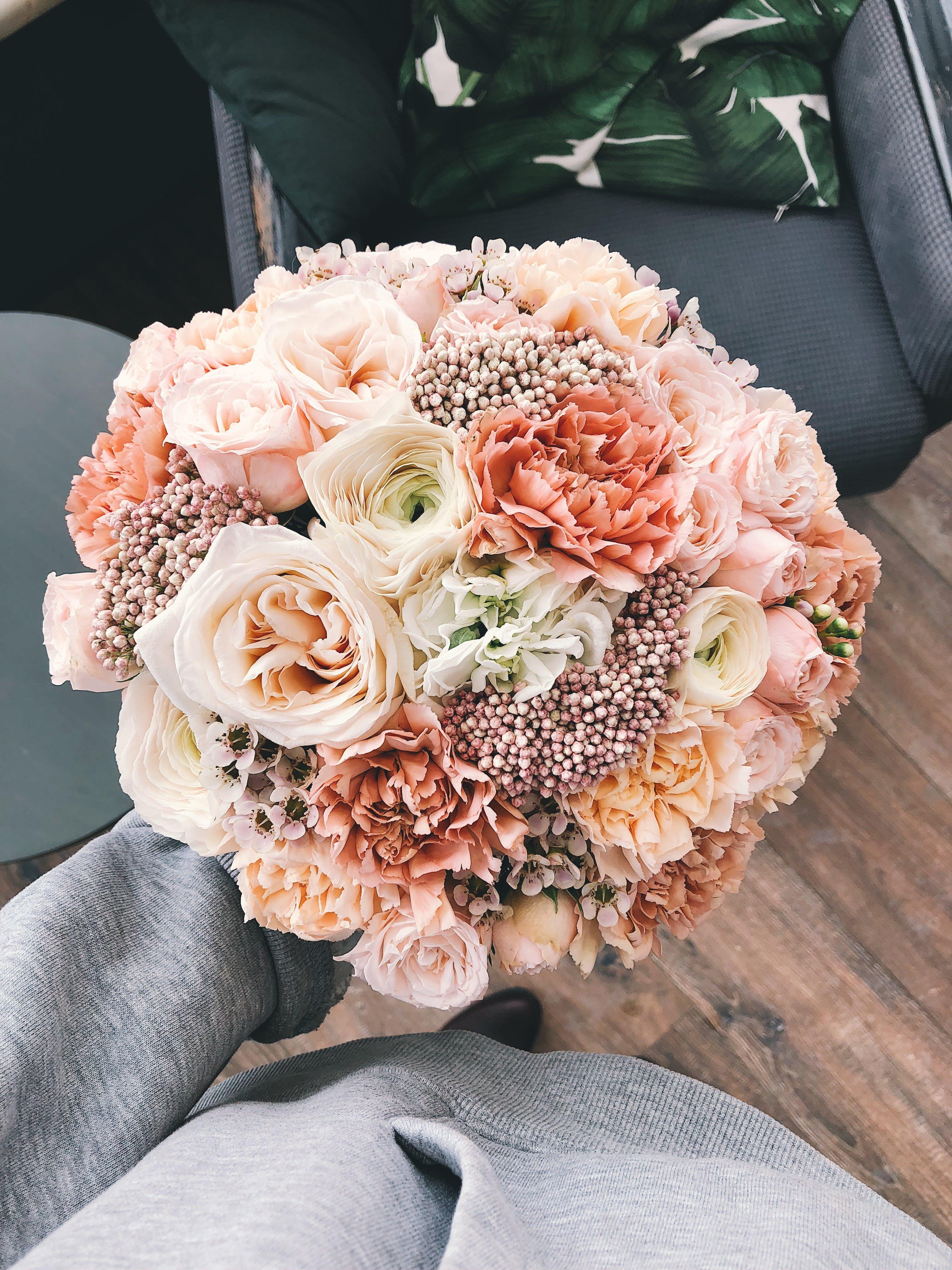 Безкоштовне стокове фото на тему «барвистий, букет, весілля, весільний»