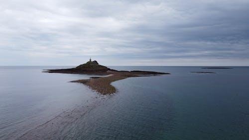 An Island Under the White Sky