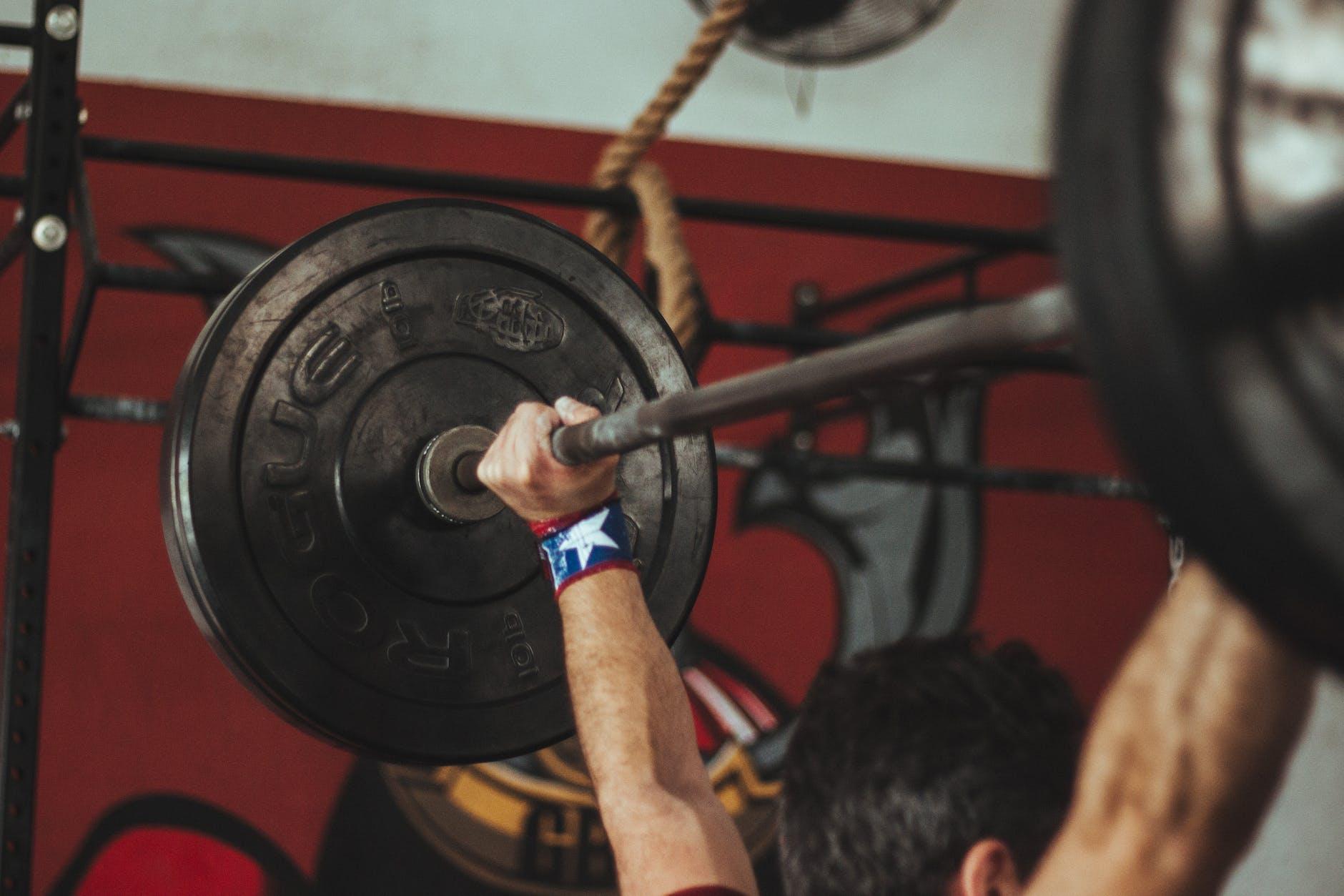 weight lifting 5x5 workout