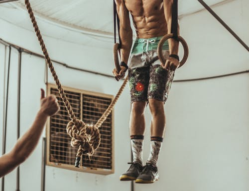 Darmowe zdjęcie z galerii z ciało, crossfit, dorosły, fitness
