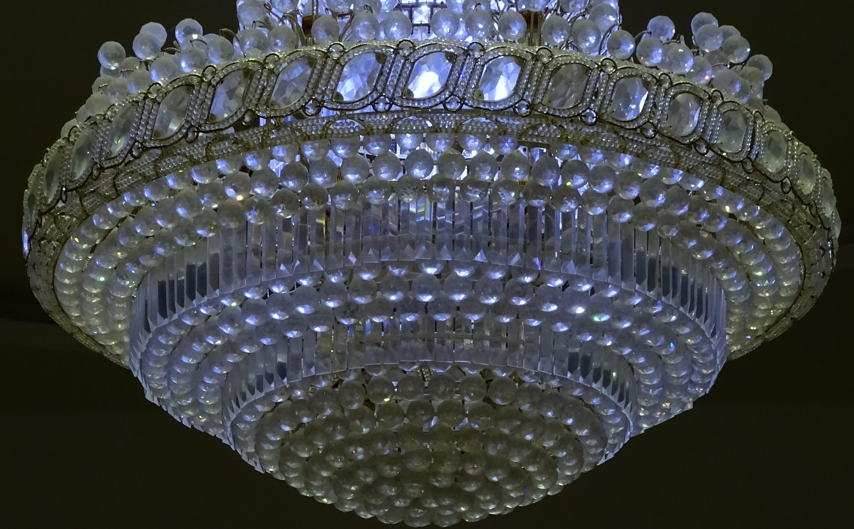 Free stock photo of chandelier, focus, jewelry, light