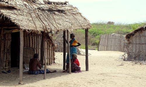 天, 日常生活, 村莊, 棚屋 的 免费素材照片
