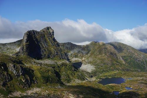 Darmowe zdjęcie z galerii z dolina, góra, góry lofoty