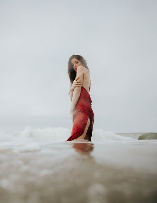 Free stock photo of adult, beach, beach background