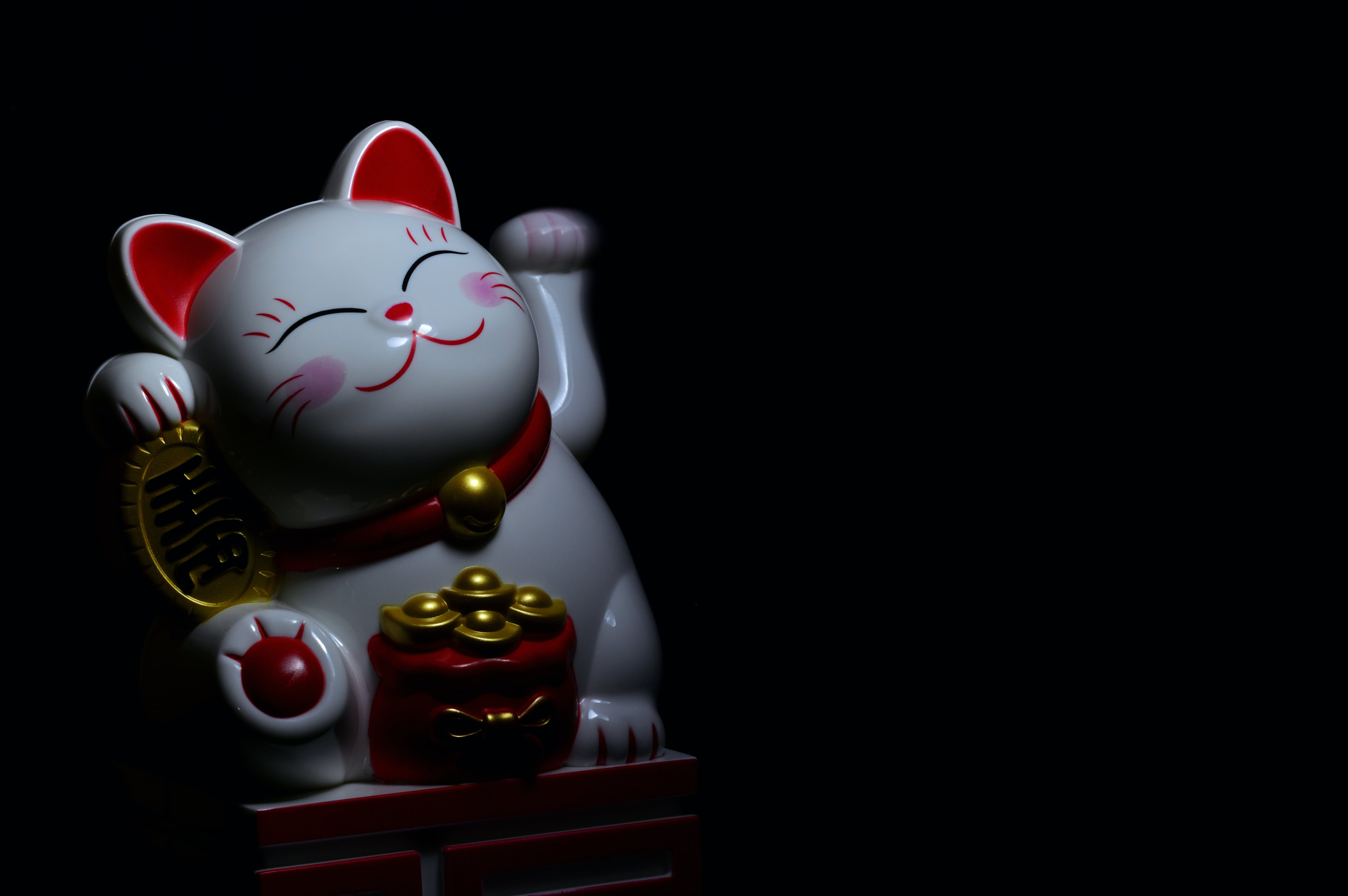Photo of Maneki-neko Figurine