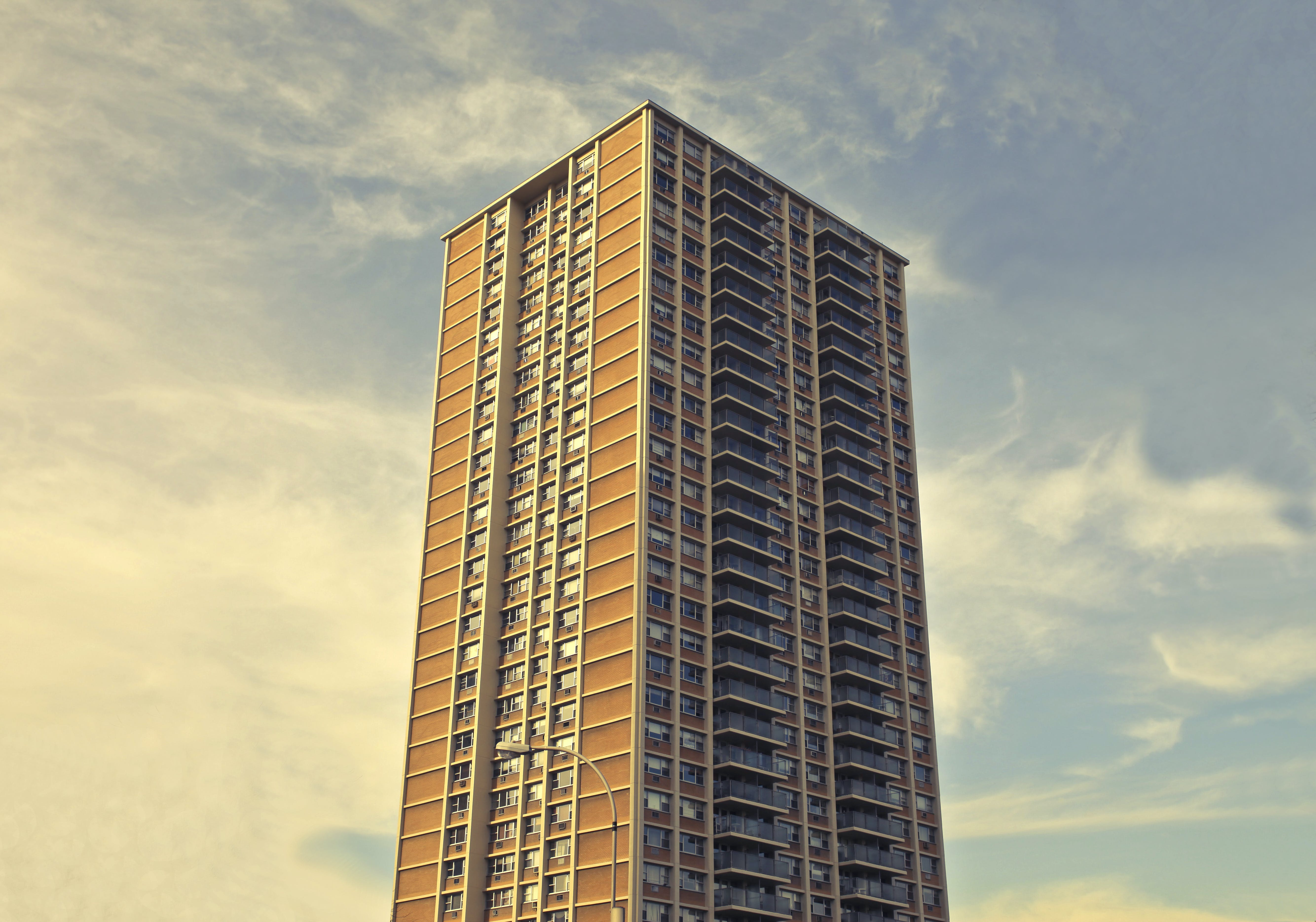 Photo of a High Rise Building