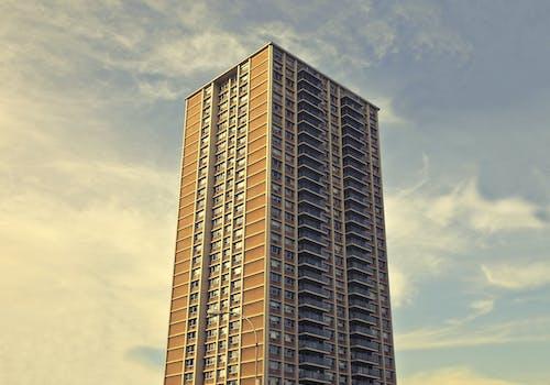 Immagine gratuita di alto, appartamento, architettura, centro città