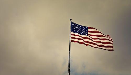 Fotos de stock gratuitas de administración, amanecer, America, asta