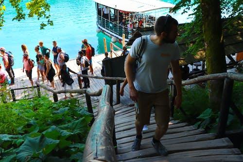乘船游览, 口罩, 旅客 的 免费素材图片