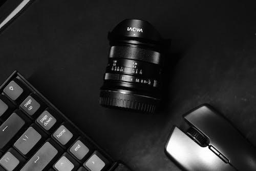 Kostenloses Stock Foto zu 9mm, ausrüstung, brennweite