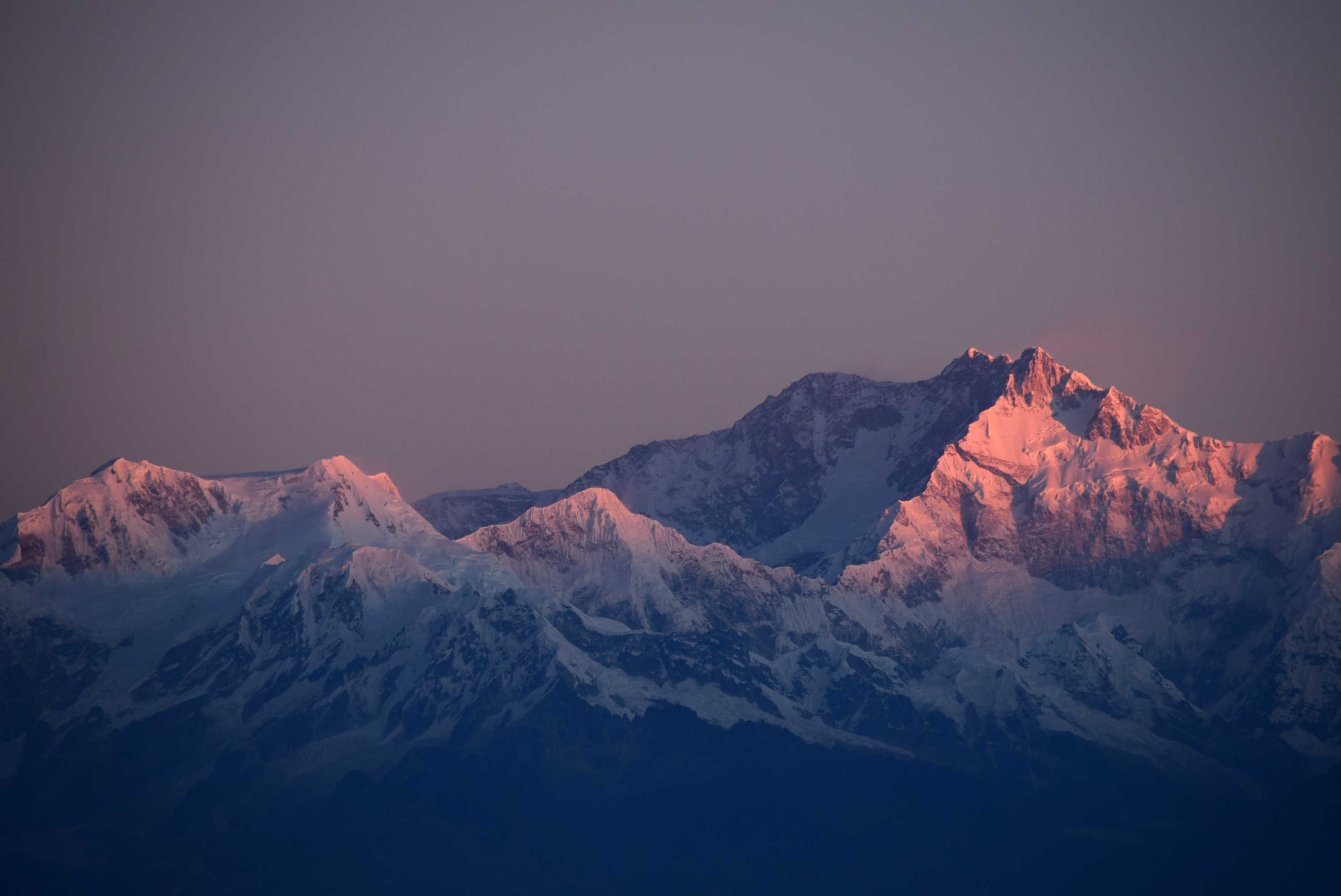 Engaging Snow Capped Mountains Photos · · Free Stock