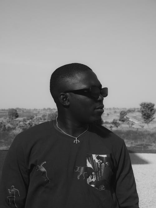 Imagine de stoc gratuită din alb-negru, bărbat african, bărbat de culoare