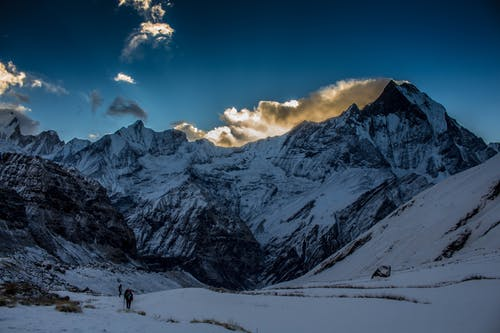 Immagine gratuita di alpinismo, altitudine, alto, cielo