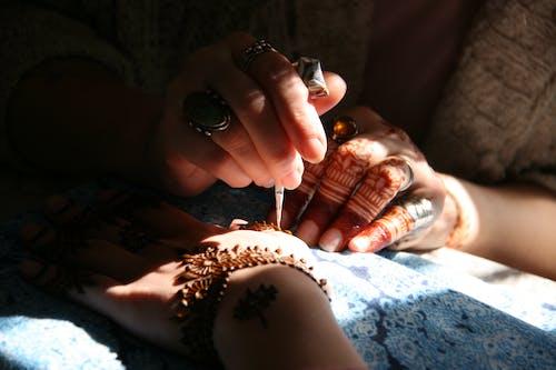Ingyenes stockfotó henna témában