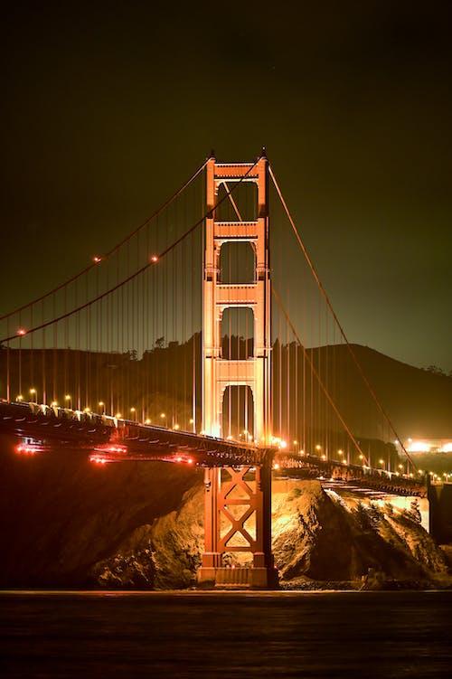 Ingyenes stockfotó éjszaka, építészet, épület témában