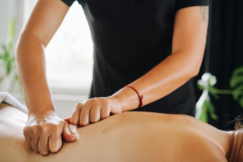 Free stock photo of aromatherapy, back, body massage