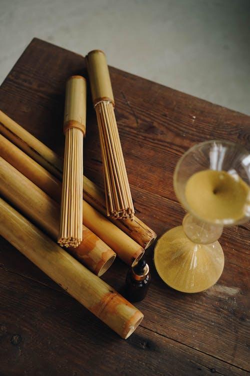 Free stock photo of antique, art, bamboo