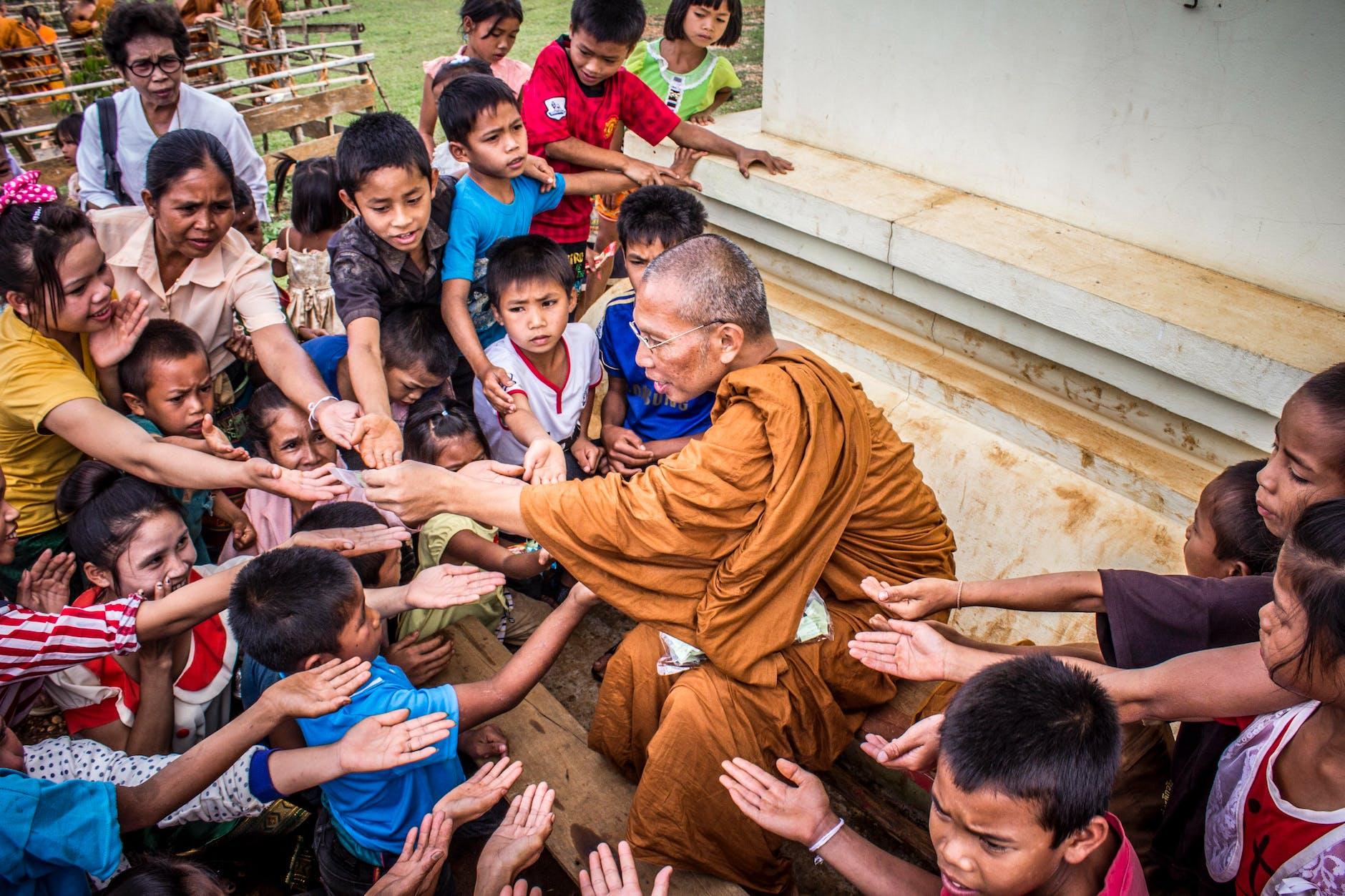 Law of Generosity laws of karma