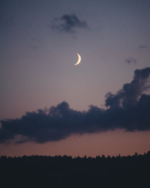 Fotos de stock gratuitas de anochecer, cielo, crepúsculo