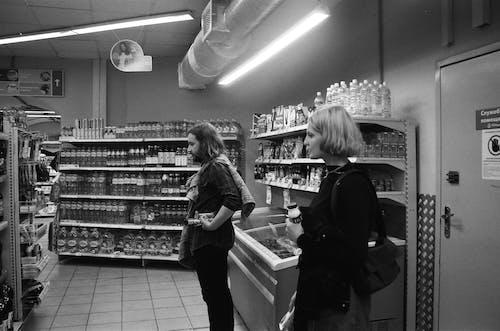 人, 冰箱, 商業 的 免費圖庫相片