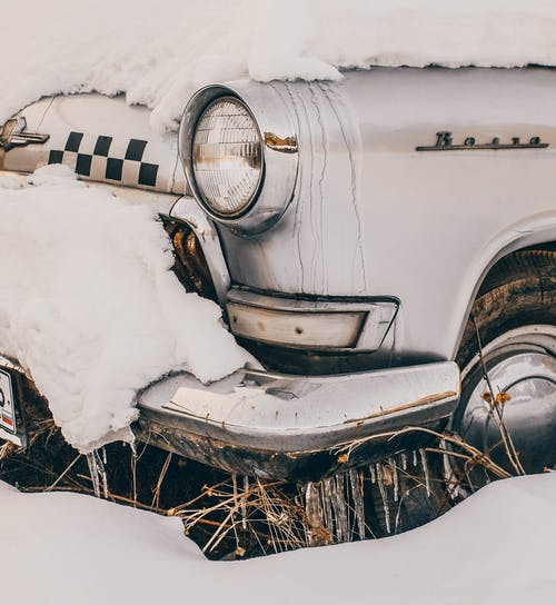 Gratis lagerfoto af antik, årgang, bil, chrome