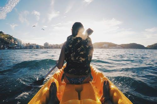 Безкоштовне стокове фото на тему «берег моря, відпочинок, весло, вода»