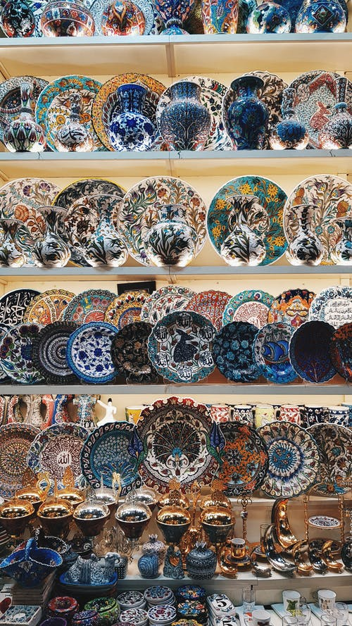 Free stock photo of dishes, handcrafted