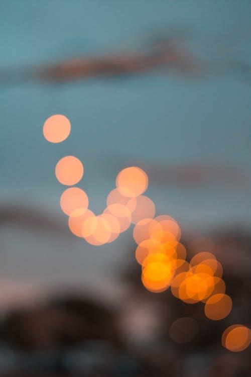 Ilmainen kuvapankkikuva tunnisteilla bokeh, sumea, valaistu, valot