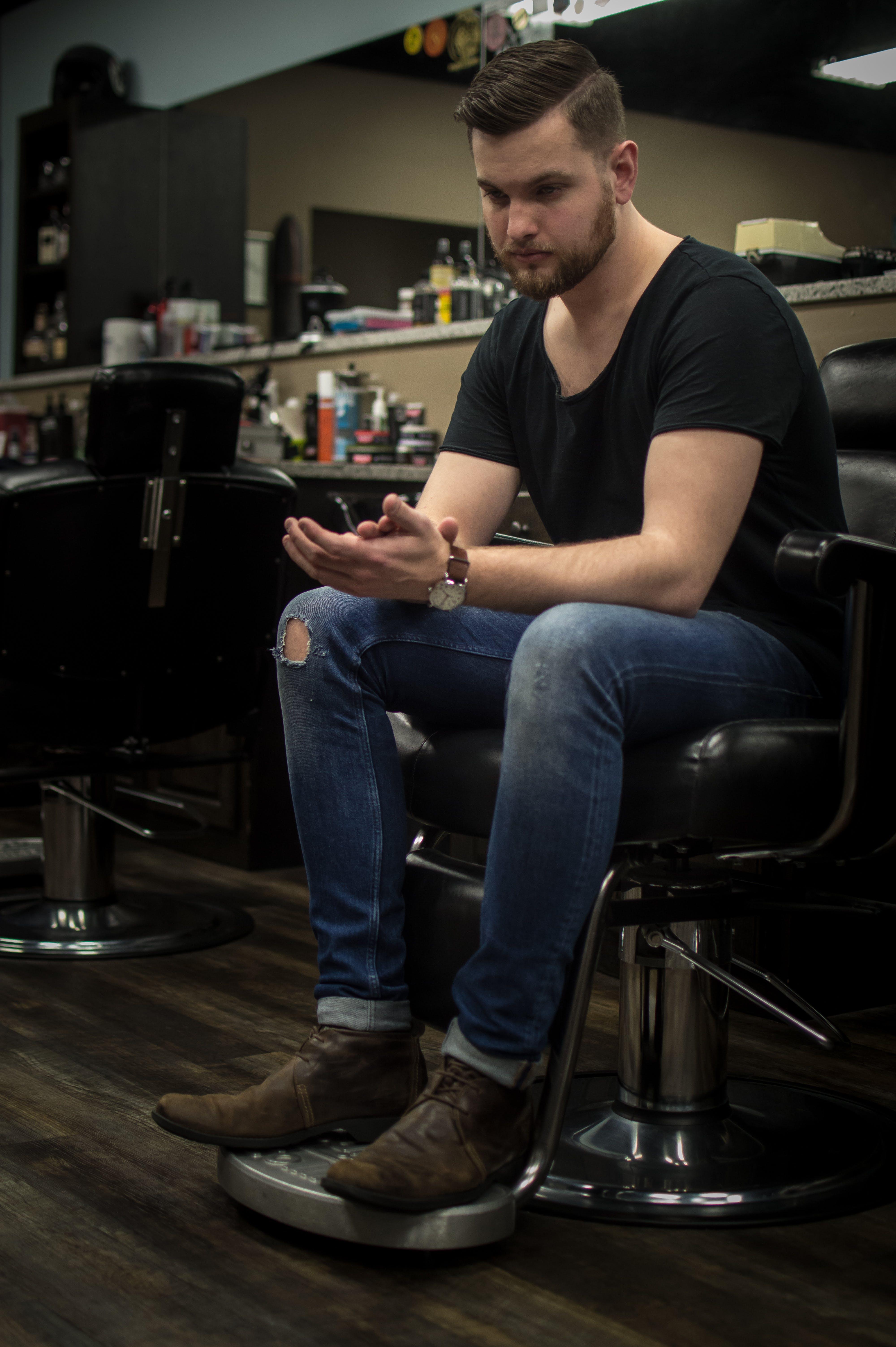 Free stock photo of barber, barbershop