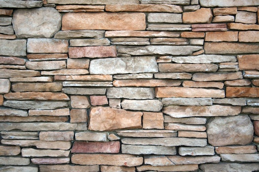 Free stock photo of pattern, wall, stones, stone wall