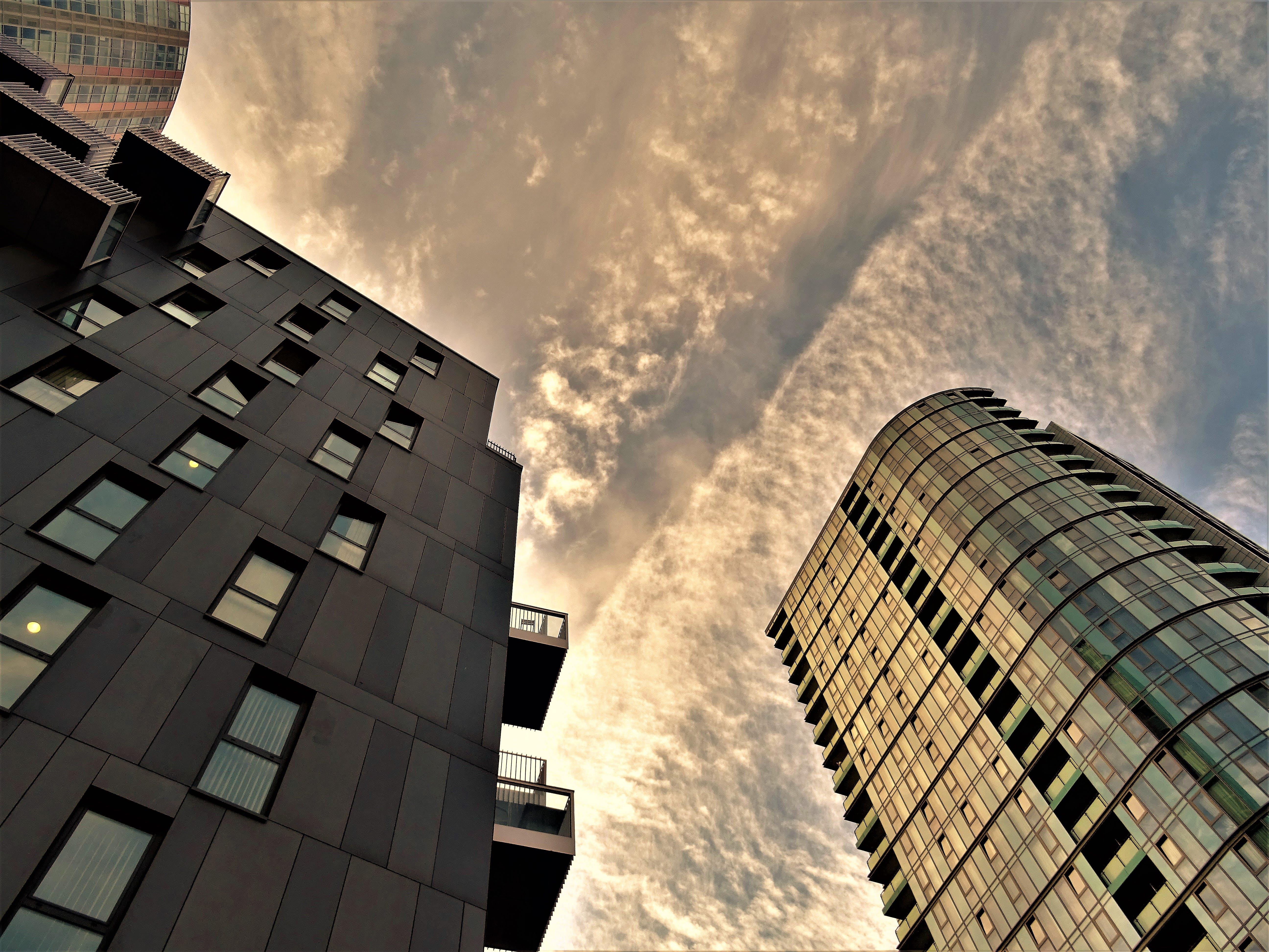 Gratis lagerfoto af arkitektdesign, arkitektur, by, downtown