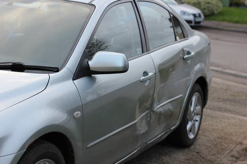Free stock photo of accident, car, crash