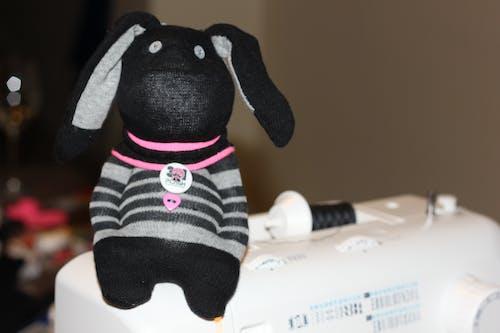 Free stock photo of handmade, mascot, sew