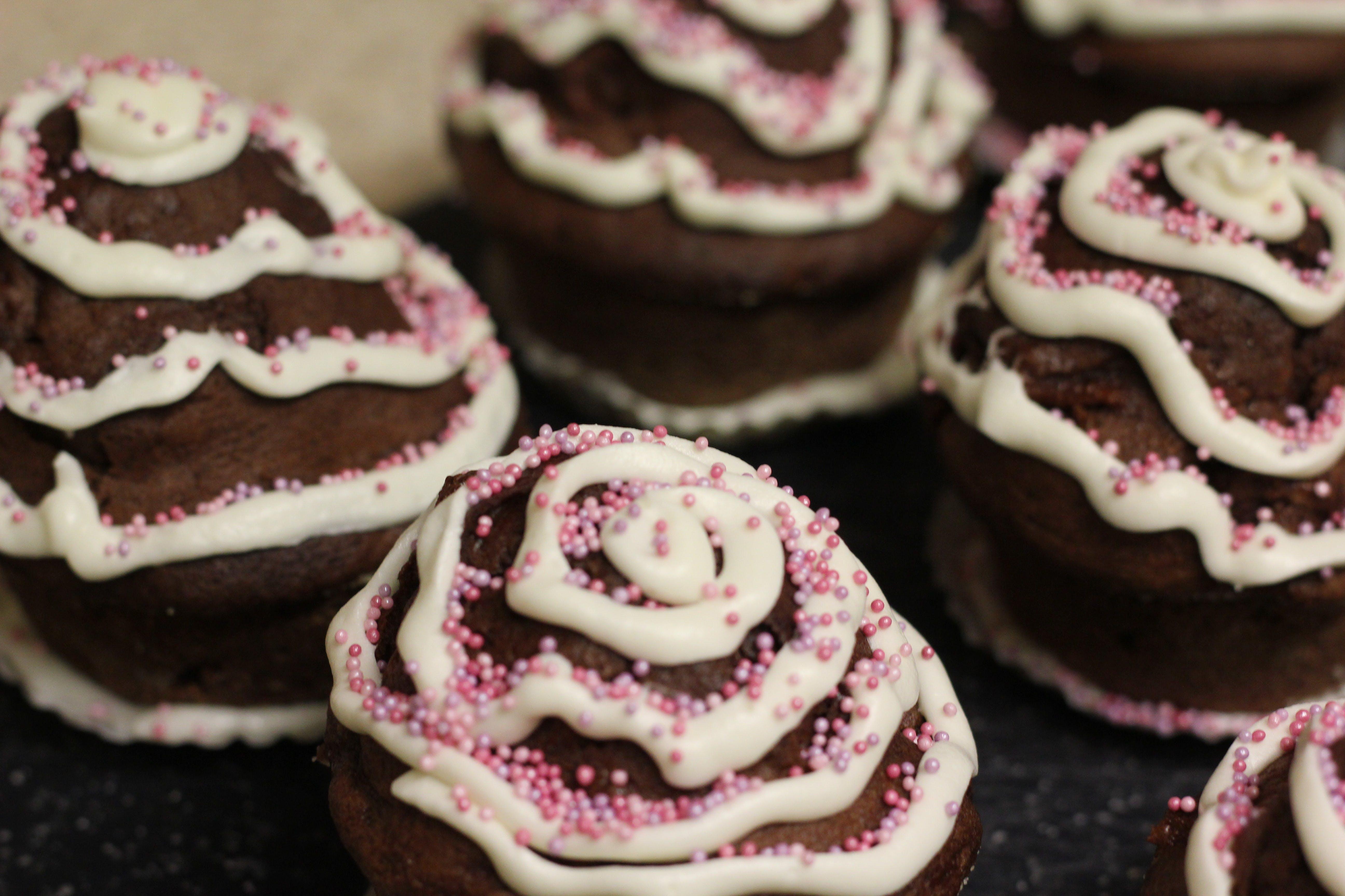 Kostenloses Stock Foto zu kochen, cookies, muffins, muffin