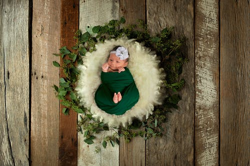 Free stock photo of bron baby photoshoot