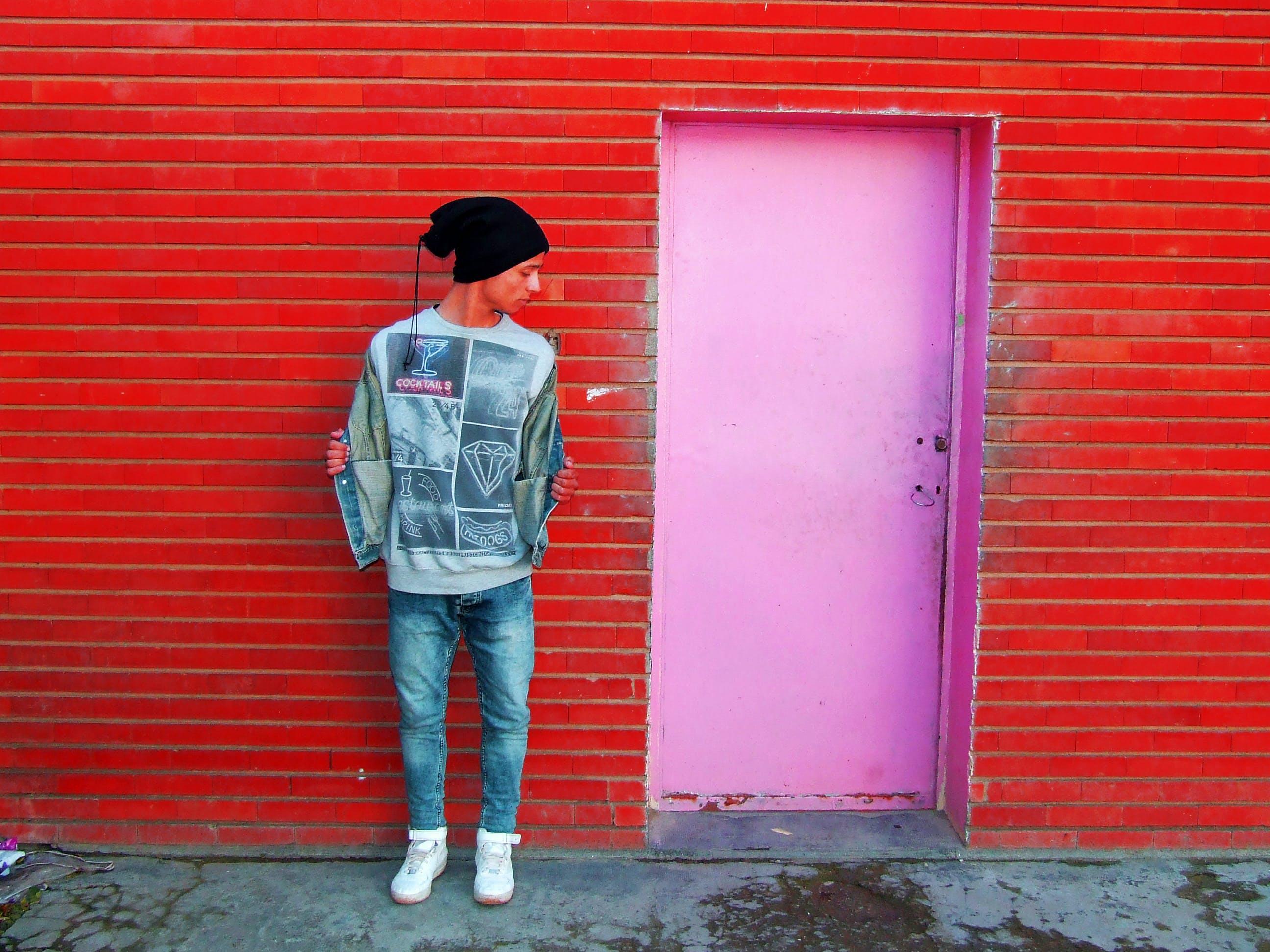 Free stock photo of adult, door, fashion, fashion model
