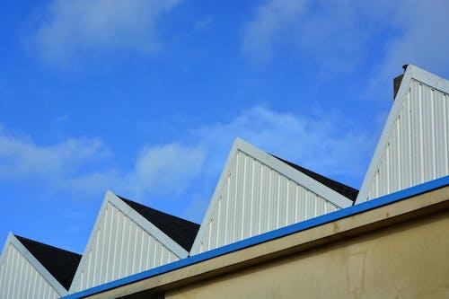 Darmowe zdjęcie z galerii z bleu, ciel, do tego, nuages