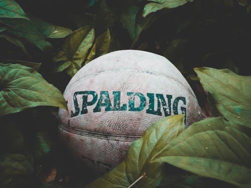 Photo of Old Spalding Ball
