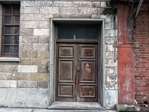 Gratis arkivbilde med dør