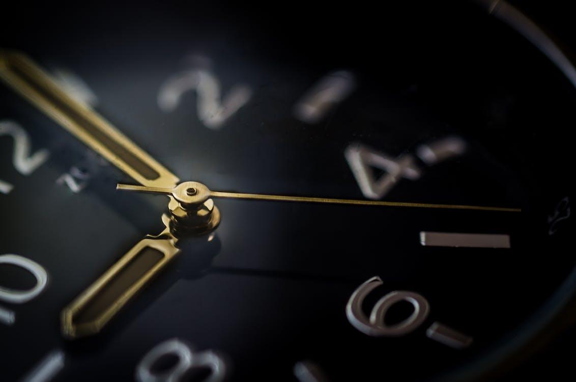czas, godziny, minuty