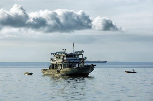 Free stock photo of borneo, clouds, fishermen