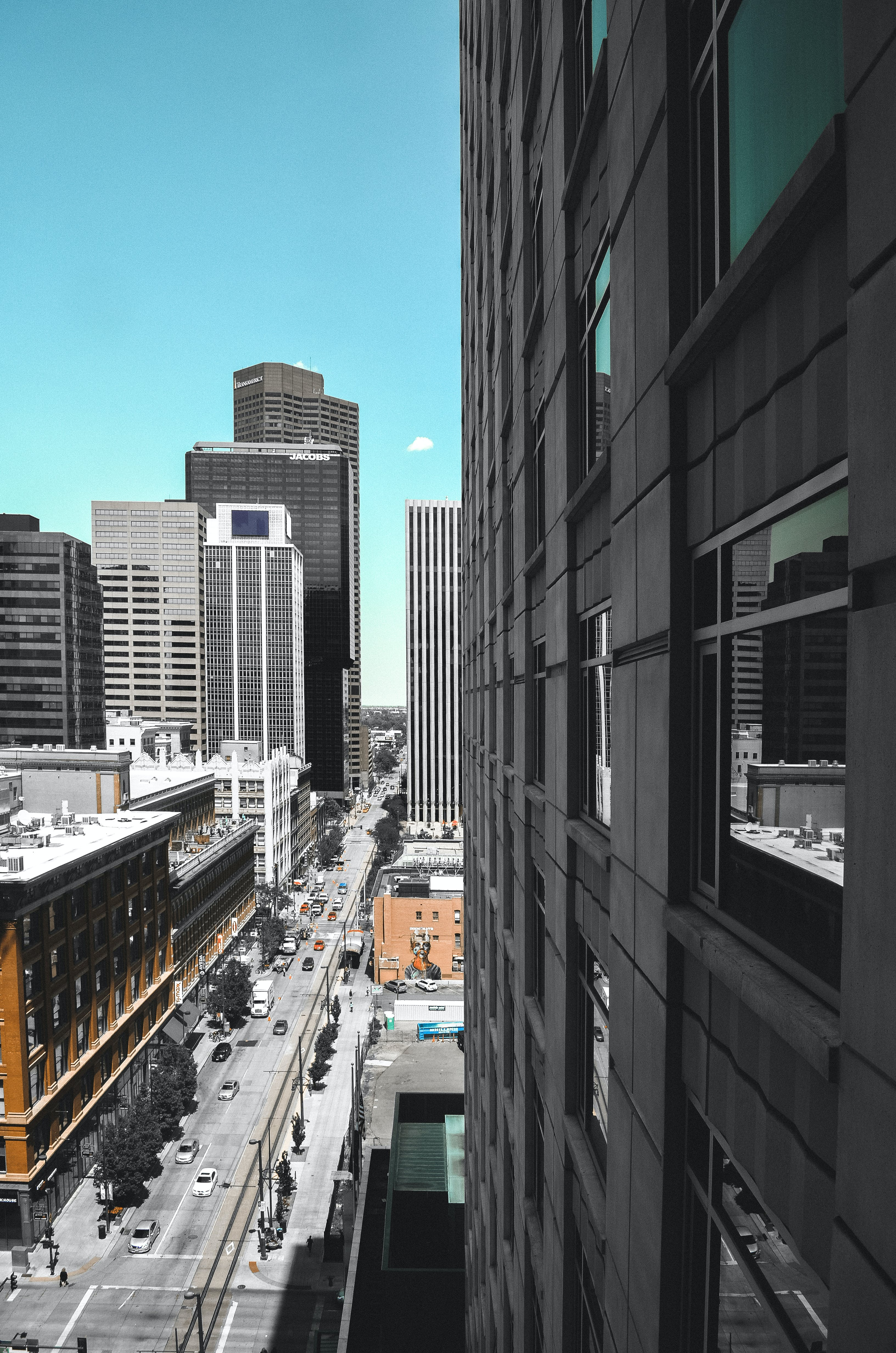 Photo of Buildings in the City