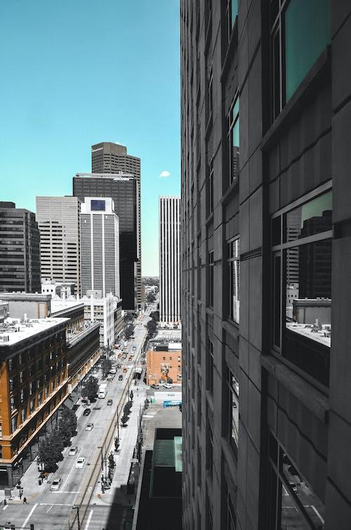 Foto profissional grátis de alto, aparência, arquitetura, arranha-céus
