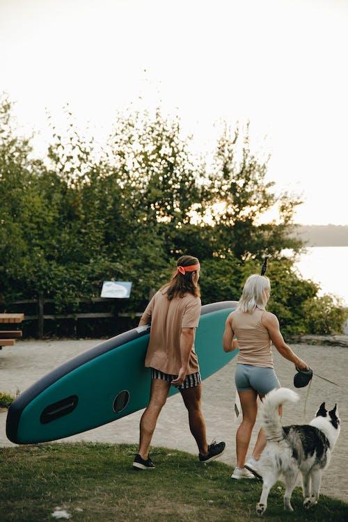 Fotos de stock gratuitas de acampada, acampando, adulto