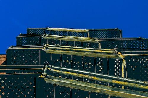 Fotos de stock gratuitas de carcasas, metal, negro, oxidado