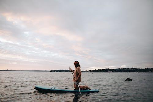 Fotos de stock gratuitas de acampada, acampando, agua